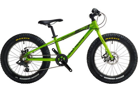 2016 Caribou Jnr Bike 20 inch Wheel