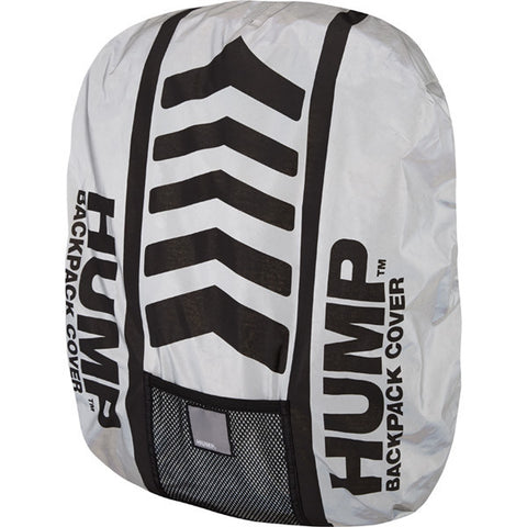 Hump Speed Waterproof Rucsac Cover Reflective Silver - 30 litres