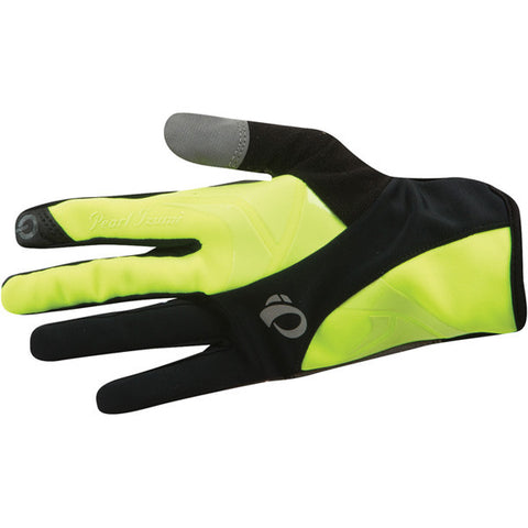 Pearl Izumi Women's Cyclone Gel Glove - Screaming Yellow