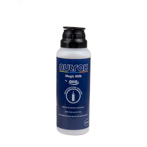 Nutrak Magic Milk Tubeless Tyre Sealant - White