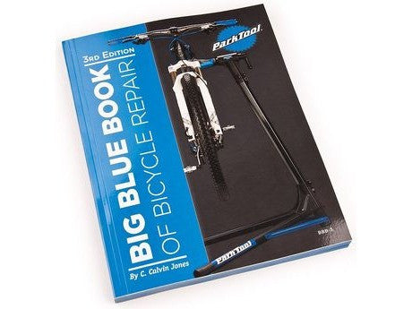 Park Tool BBB-3 - Big Blue Book of Bicycle Repair Volume III