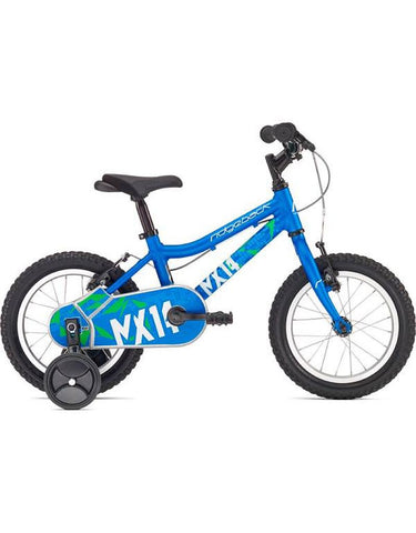 Ridgeback MX14 14 inch Wheel Bike - Matt Blue