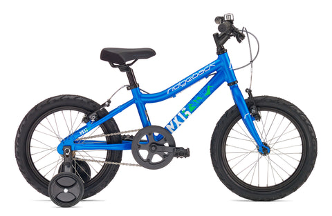 Ridgeback MX16 Wheel Bike - Matt Blue