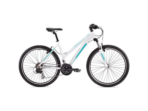 Adventure Trail L Bike - White/Blue
