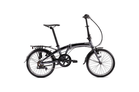 Adventure Snicket Folding Bike Black - One size DISPLAY MODEL