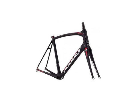 Ridley Fenix SL 01Am Frame - Carbon/Orange