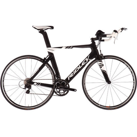 Ridley Chronus D Bike - Black/White