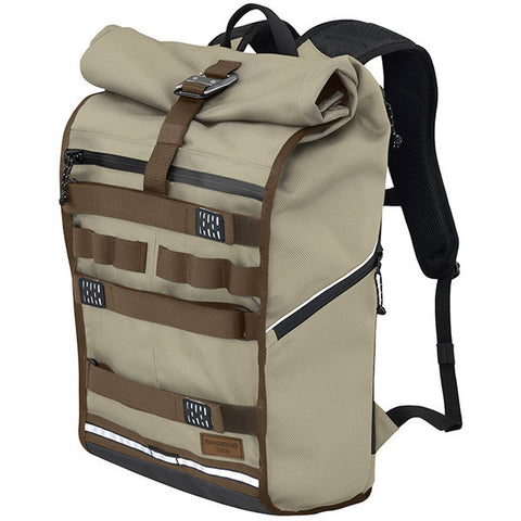 Shimano Bags Tokyo Urban Daypack Bags 23 litre - Beige