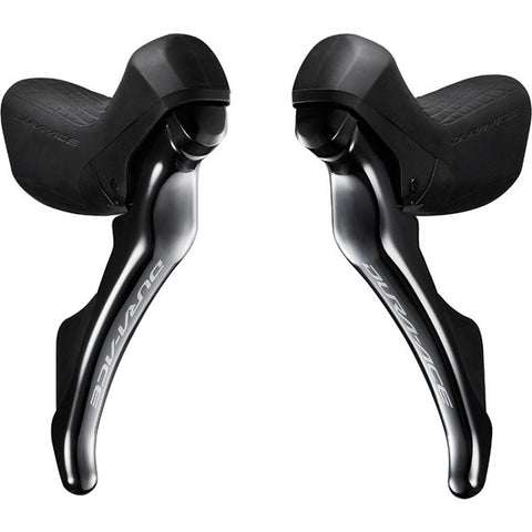 Shimano Dura-Ace Dura-Ace Double Mechanical STI Levers Pair - Black