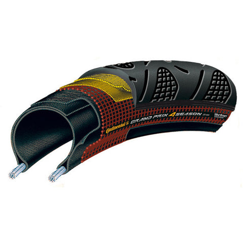 Continental Grand Prix 4 Season Duraskin Folding Tyre