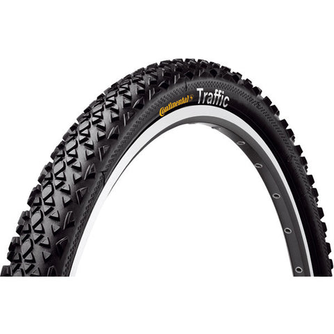 Continental Traffic Tyre - Black