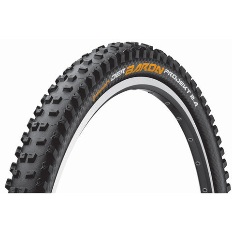 Continental 27.5 x 2.4 ProTection Apex Black Chili Folding