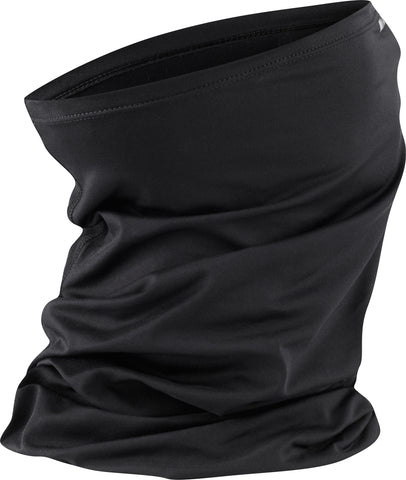 Isoler Merino neck warmer, black one size