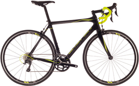Ridley Fenix C - 105 Mix - Black/Lime