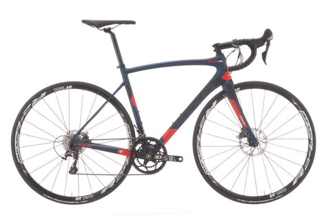 Fenix Sl Disc - Ultegra - Dark Blue/Black/Red