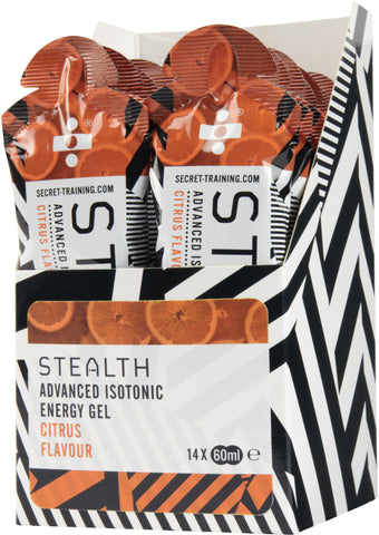 Isotonic energy gel - Citrus - 60ml