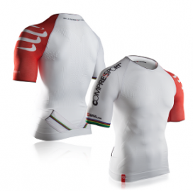 Compressport Pro Racing Triathlon Shirt - X-small