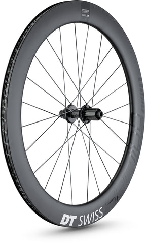 ARC 1100 DICUT disc brake wheel, carbon clincher 62 x 17 mm rim, rear