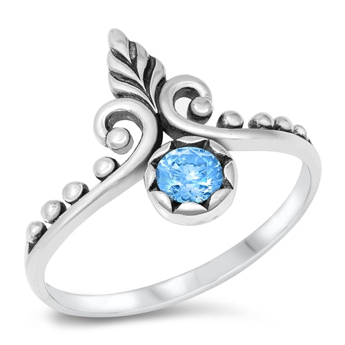 Aemilia Ring - Sterling Silver