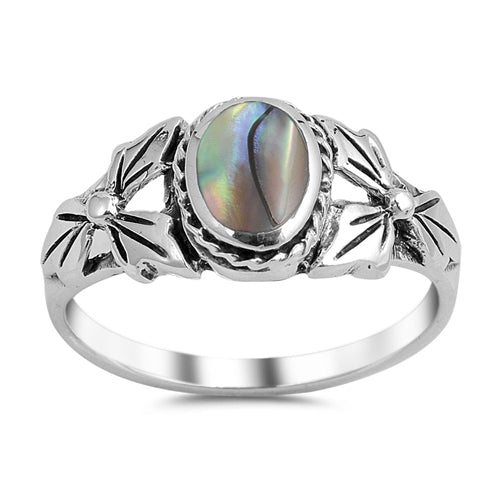 Nellie Ring - Sterling Silver