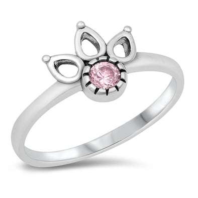 Enya Ring - Sterling Silver
