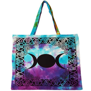 Triple Moon - Tote Bag
