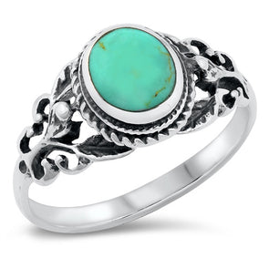 Aeson Ring - Sterling Silver