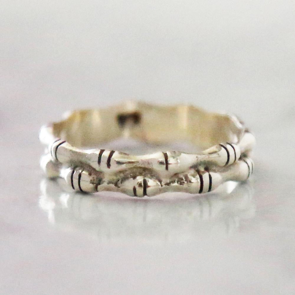 Layer Ring (Style #2) * - Sterling Silver