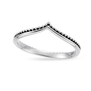 Bohdi Stacker Ring - Sterling Silver