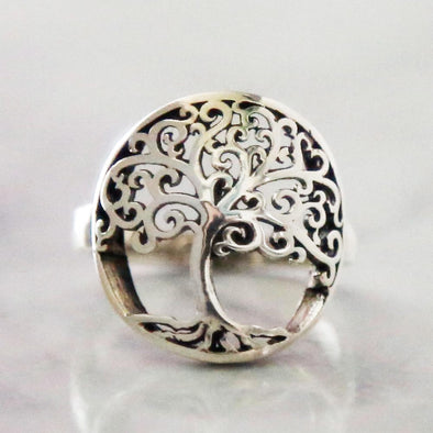 Tree of Life * - Sterling Silver