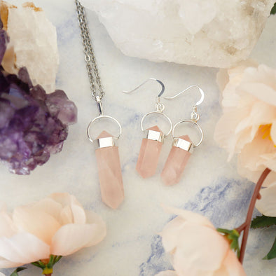 Rose Quartz - Gift Set