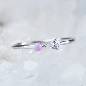 Phoebe Ring - Sterling Silver