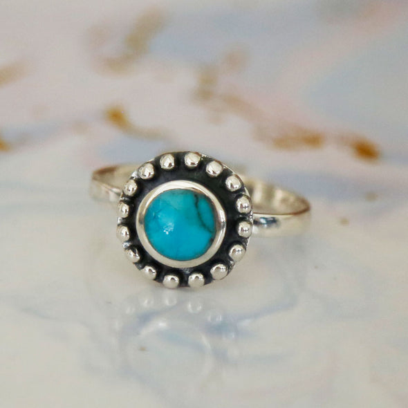 River Ring - Sterling Silver
