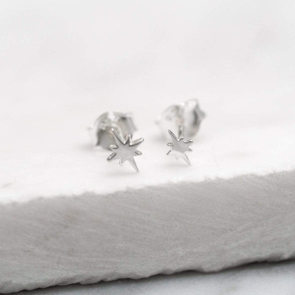 Celestial Studs - Sterling Silver