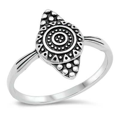 Hale Ring - Sterling Silver