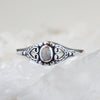 Selene Ring - Sterling Silver