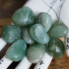 Green Aventurine Tumble Tumbled Stones | Crystal Shop Australia, Afterpay and zipPay available