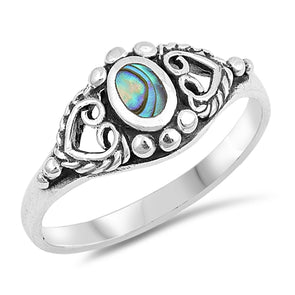 Vance Ring - Sterling Silver
