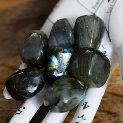 Labradorite Tumble Tumbled Stones | Crystal Shop Australia, Afterpay and zipPay available