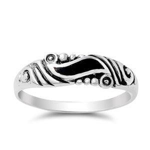 Daphne Ring - Sterling Silver