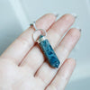 Blue Apatite Necklace - Piece #27