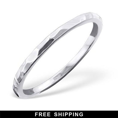Basic Ring - Sterling Silver