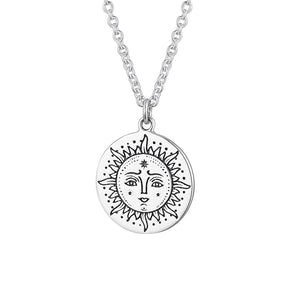 Tantra Necklace - Sterling Silver