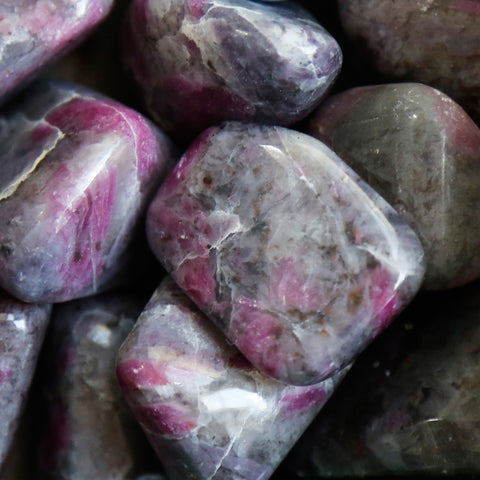 Ruby Feldspar Tumble Tumbled Stones | Crystal Shop Australia, Afterpay and zipPay
