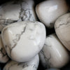 Howlite Tumble Tumbled Stones | Crystal Shop Australia, Afterpay and zipPay available