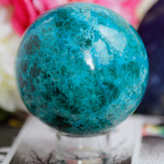 Chrysocolla Sphere - Piece #1