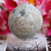 Celestite Sphere - Piece #7