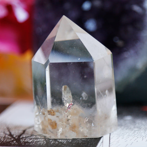 Clear Quartz - Piece #58