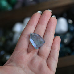 Aqua Aura Quartz - Piece #4
