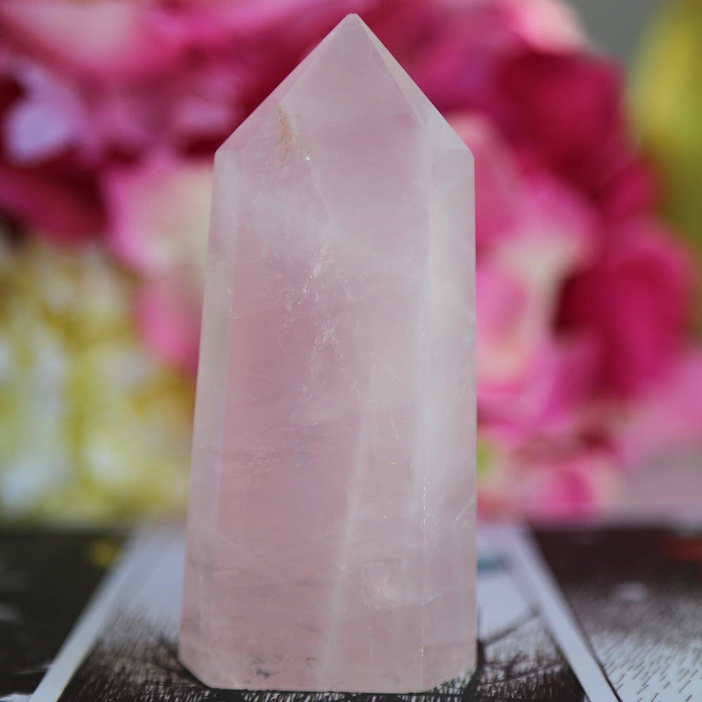 Rose Quartz - Piece #102